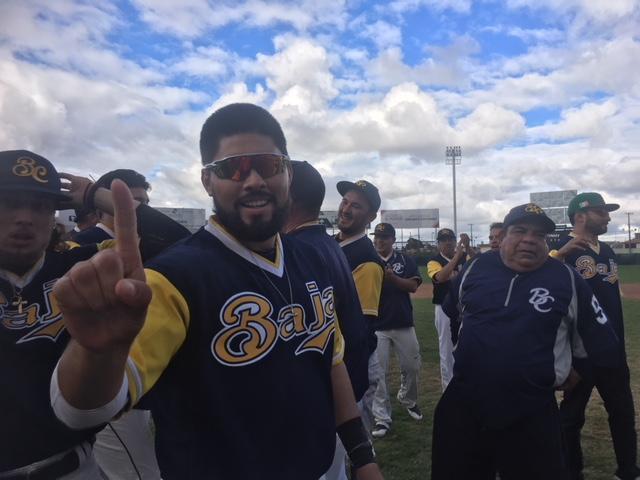 Brilla en beisbol BC, ha ganado 7 nacionales en 2018