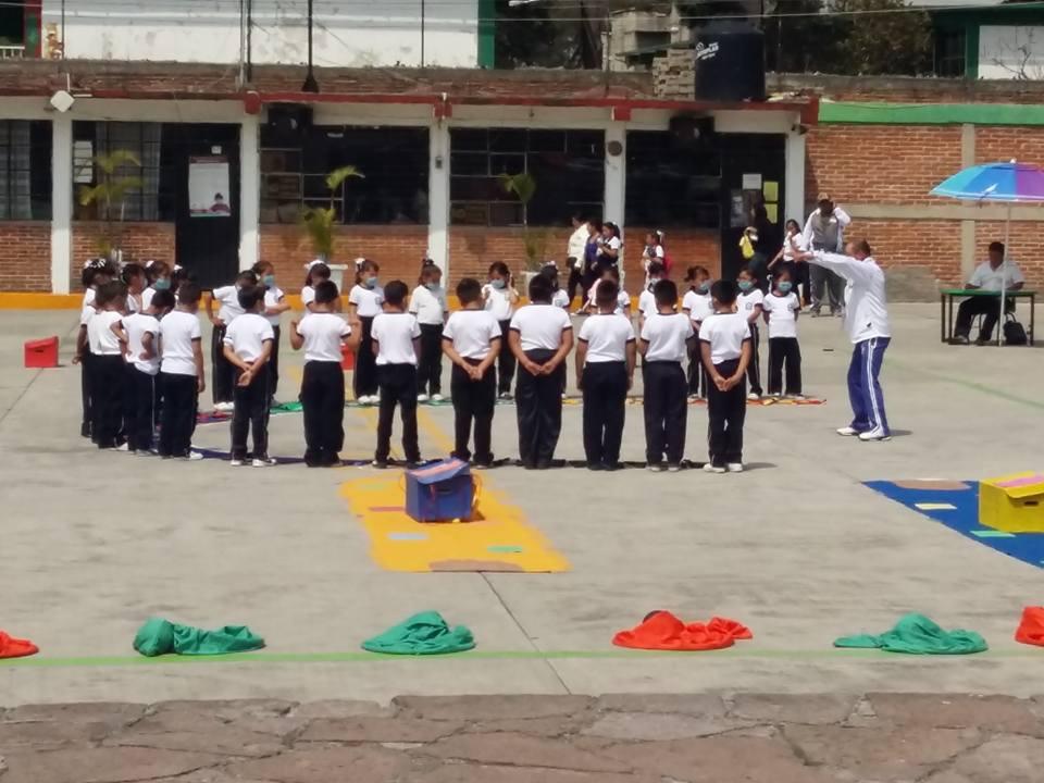 Celebran el Día de la Educación Física en BC