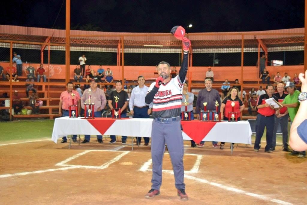 Inauguran el Nacional Máster de Beisbol Hermosillo 2018