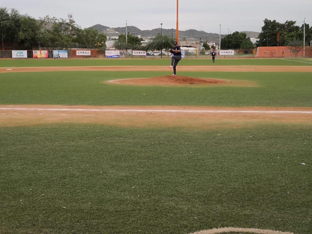Suma BC A segunda victoria,   5-1 a Tamaulipas