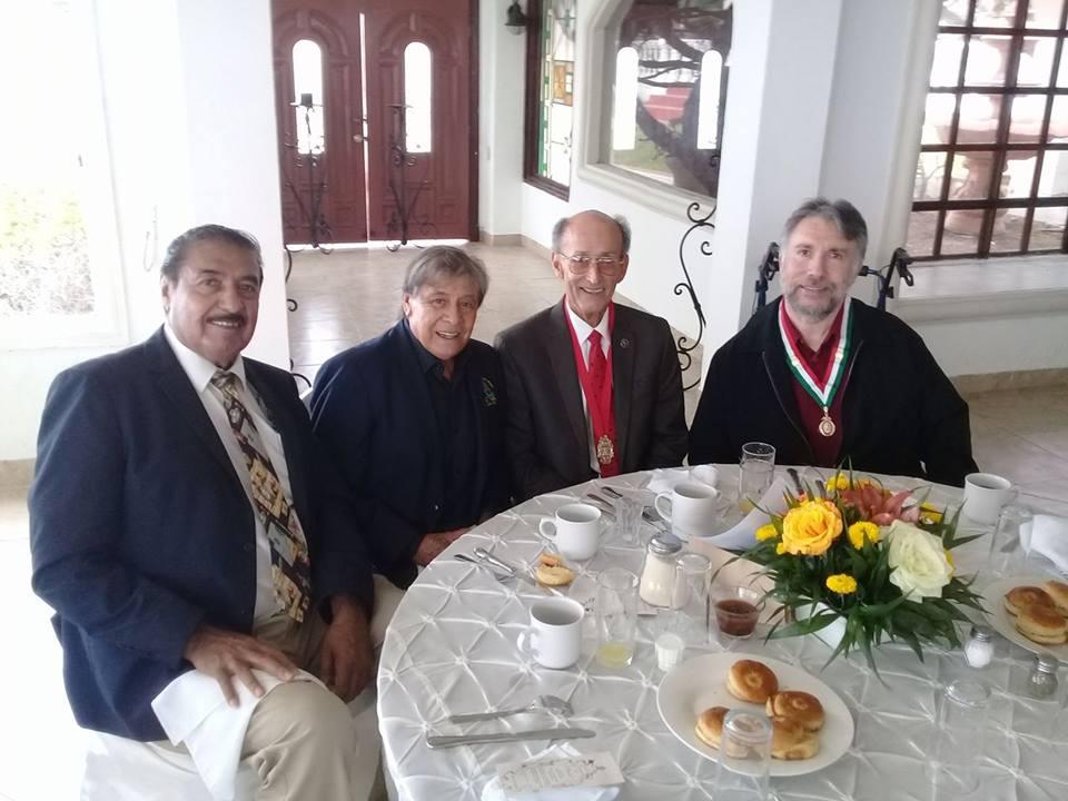 Eligen a Wilfrido Ruiz Presidente del Seminario de Historia de México