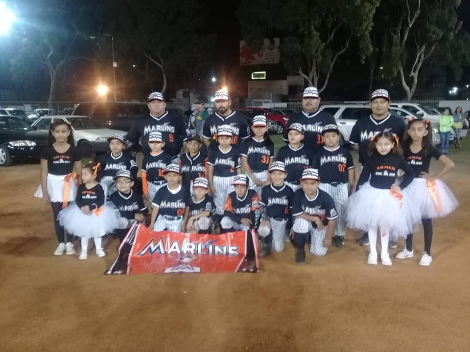 Inauguró Liga Guaycura torneo 2018-2019 José Magallón Sánchez