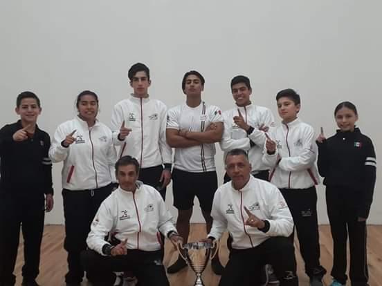 Lo mejor del raquetbol mundial en San Luis Potosí