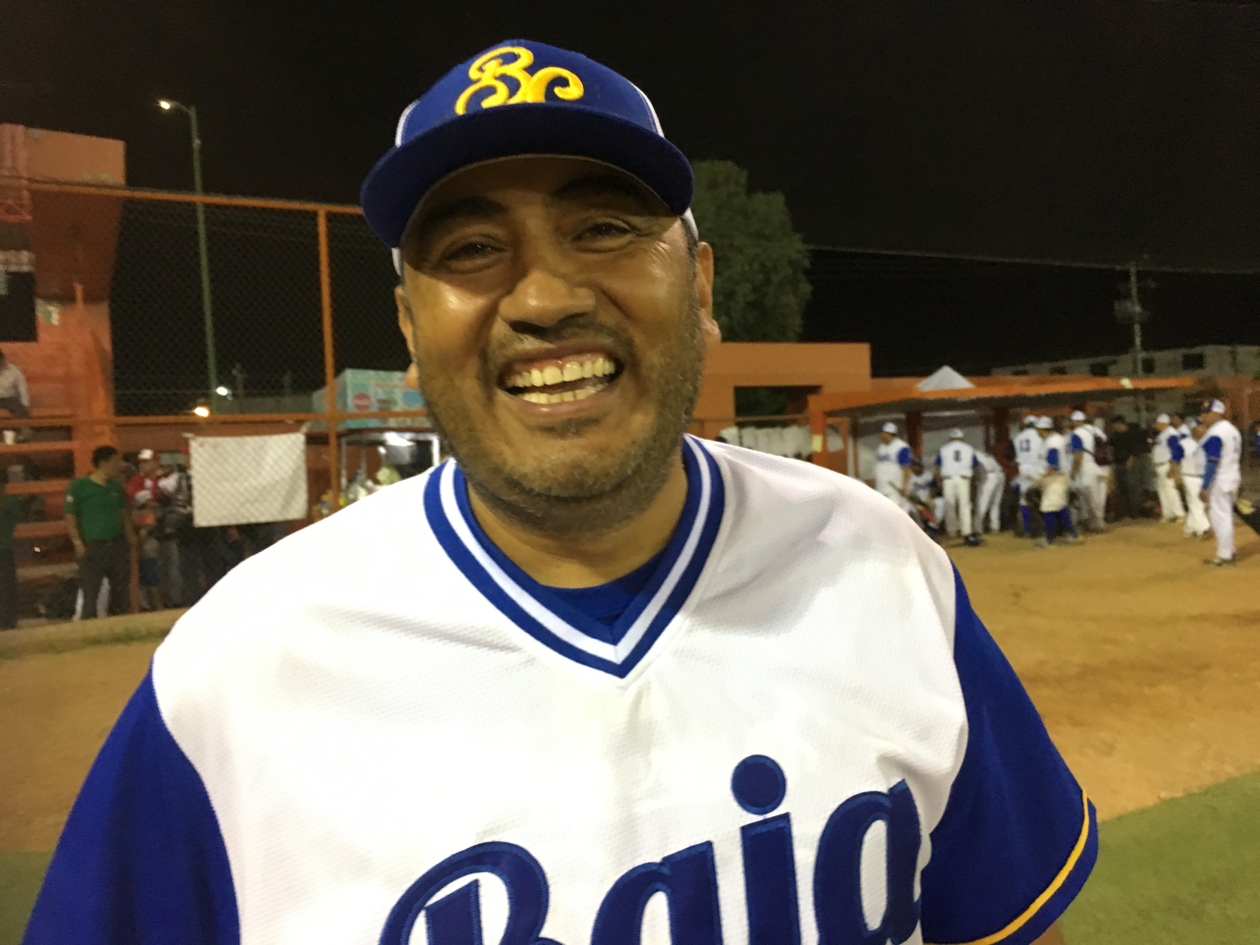 Hoy es el dia para la Selección Baja California B