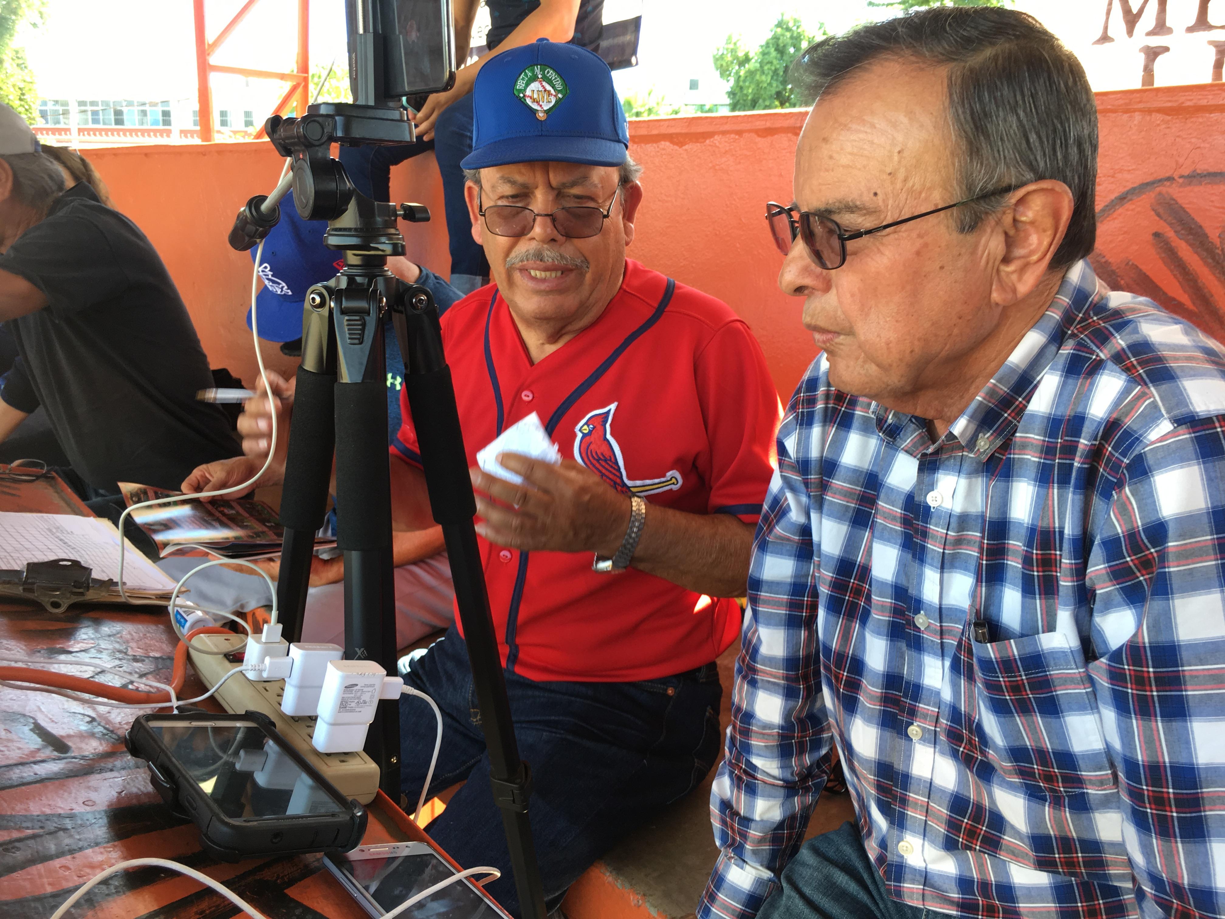 Celebra Recta al Centro Live Primer Aniversario en Nacional de Beisbol