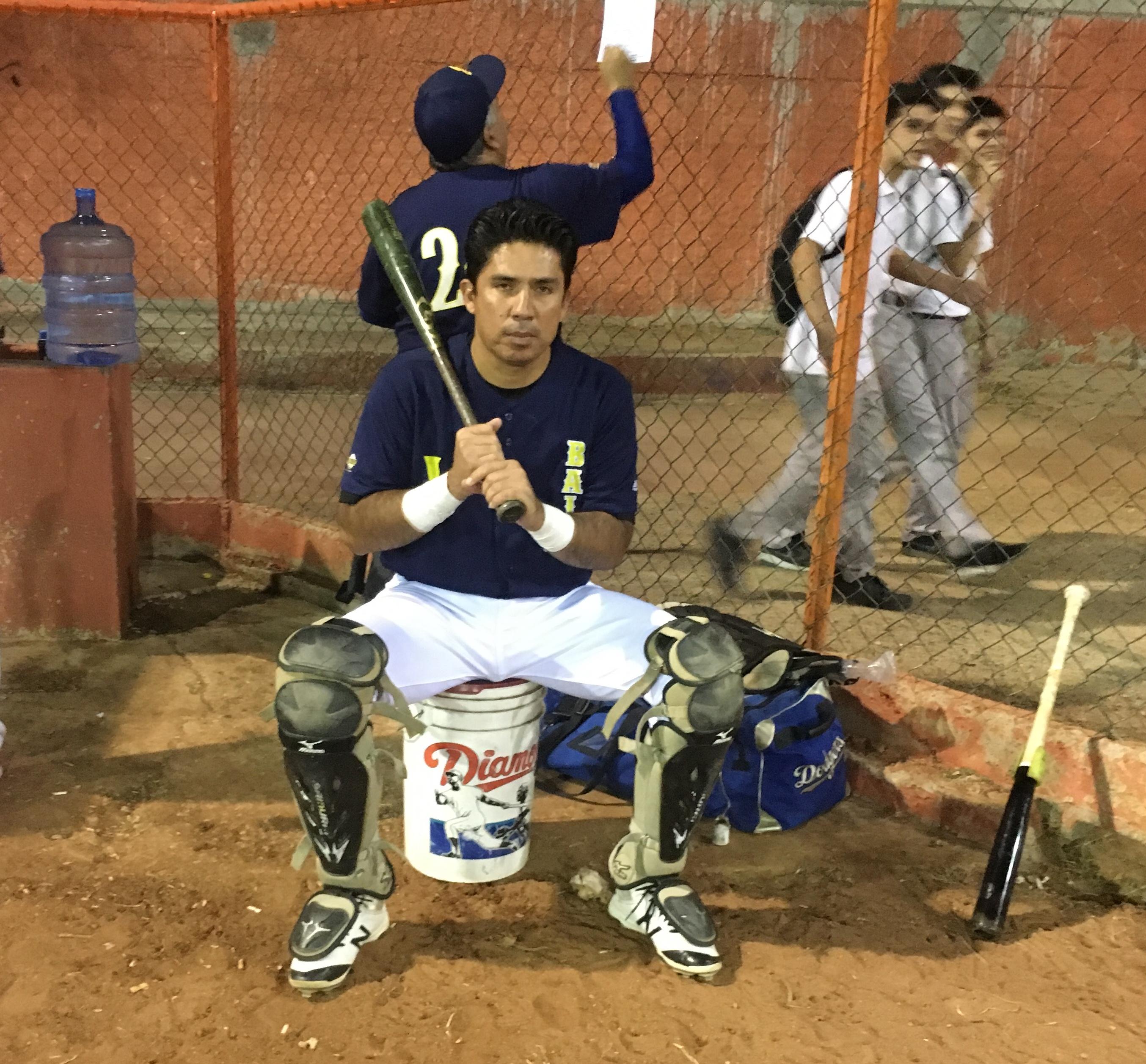 """El Chupa"""" González de la LMB al beisbol tijuanense"""