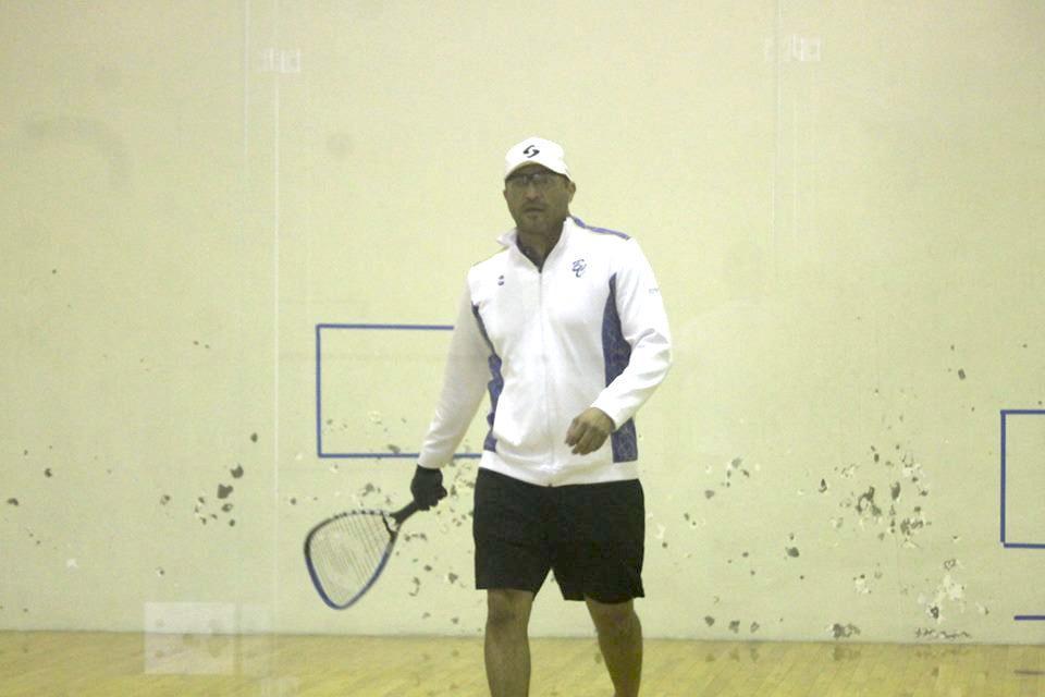 Álvaro Beltrán, gran año  del tijuanenses en raquetball