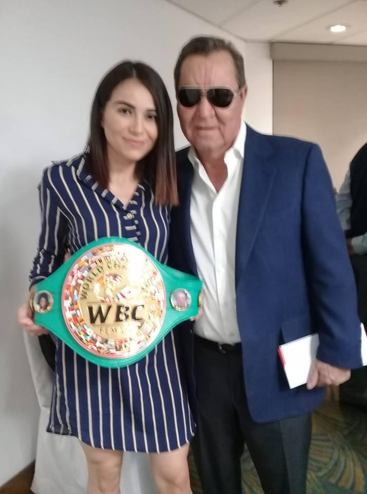 Buen año 2018 para Jab Boxing: Francisco Carrillo
