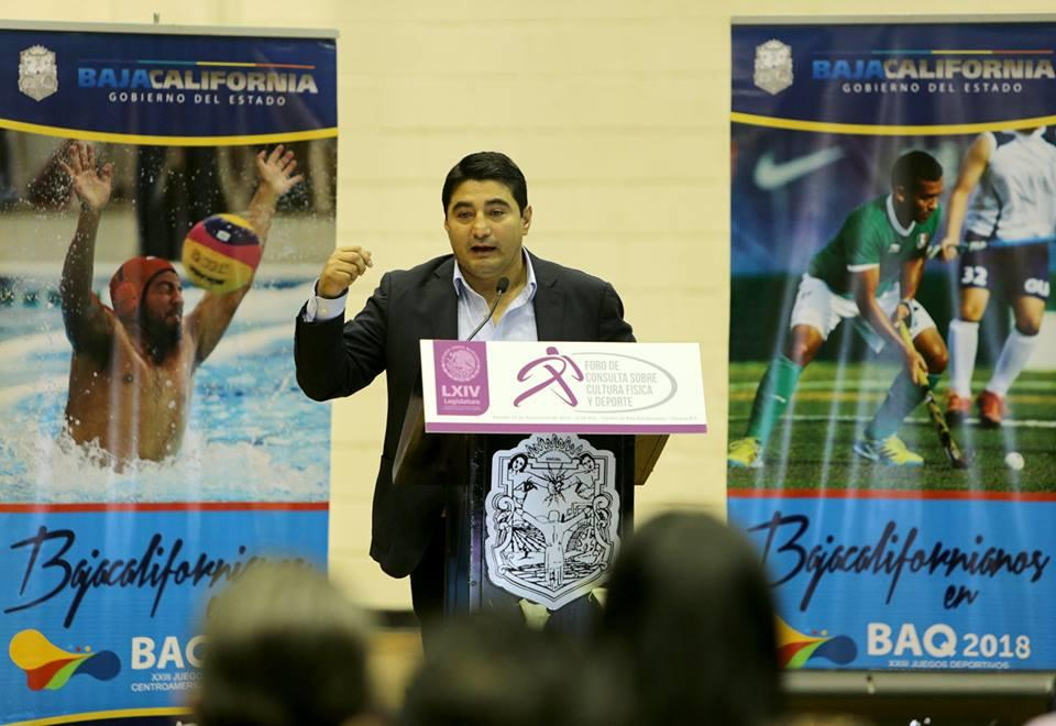 """Considera """"Terrible"""" Morales  una pena presupuesto al deporte estatal"""