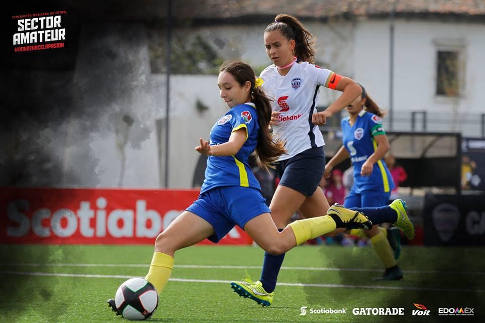 Se prueba CEFFO Tijuana en Nacional Femenil Sub 17