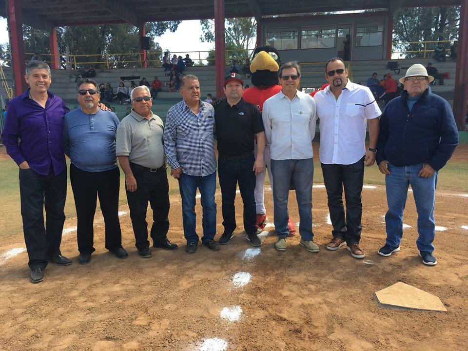 Lista la Selección Master Nacional de Beisbol