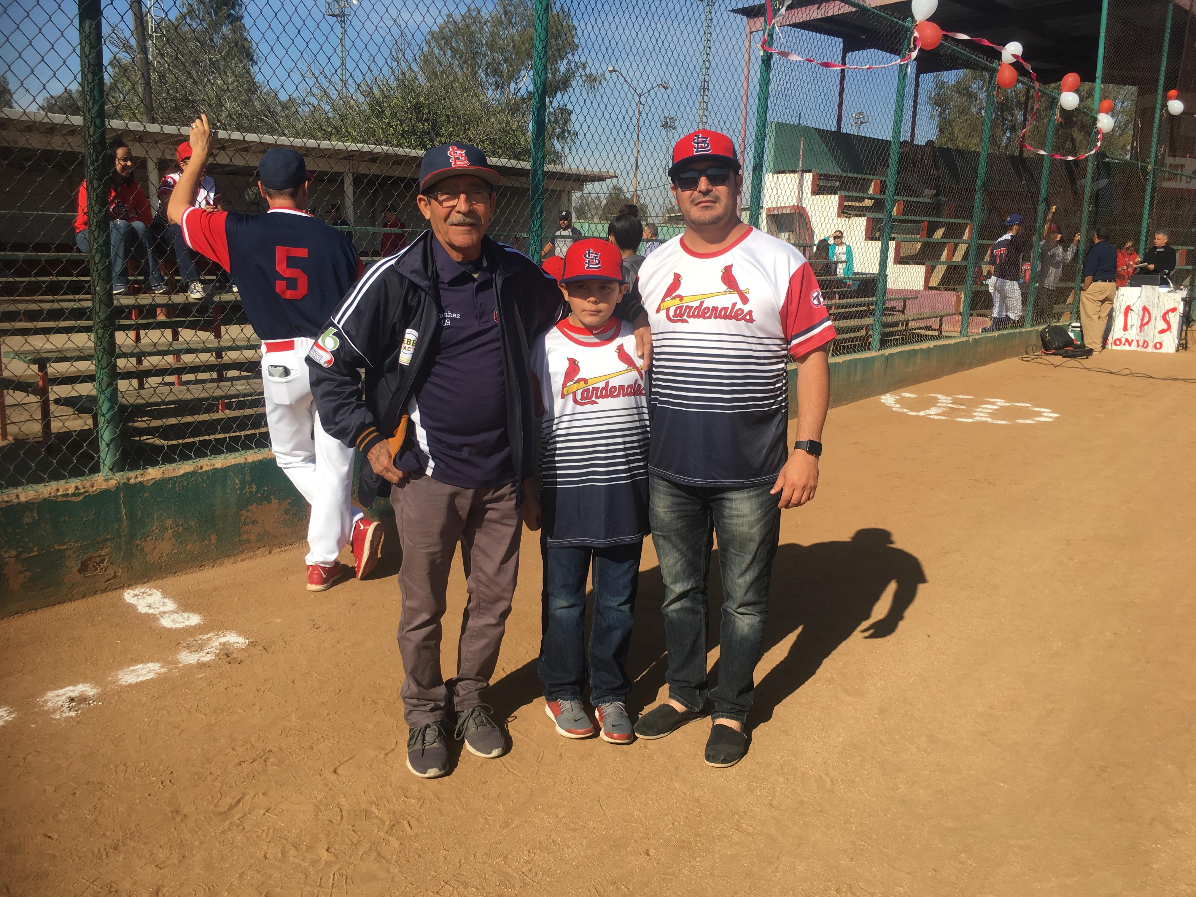 Jorge Páez en la Amateur y La Chepa Sánchez en la Municipal serán homenajeados