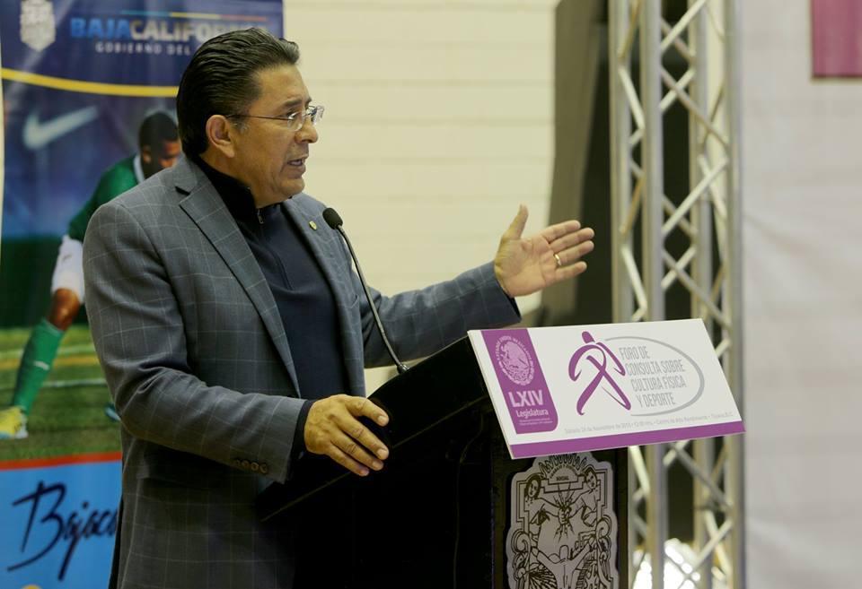 Confía Saúl Castro aprueben 240 mdp para el INDE en 2019