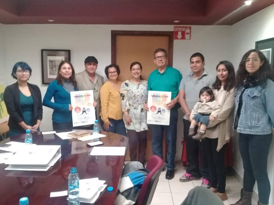 Alumnos de la UABC preparan el Tallerarte TJ 2018