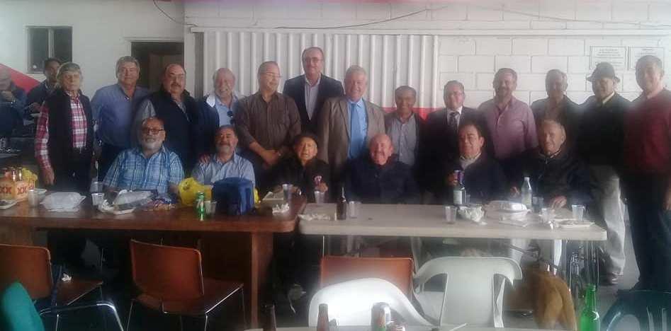 Respaldará Grupo 21 nuevas tareas de Jorge Macías en Canaco