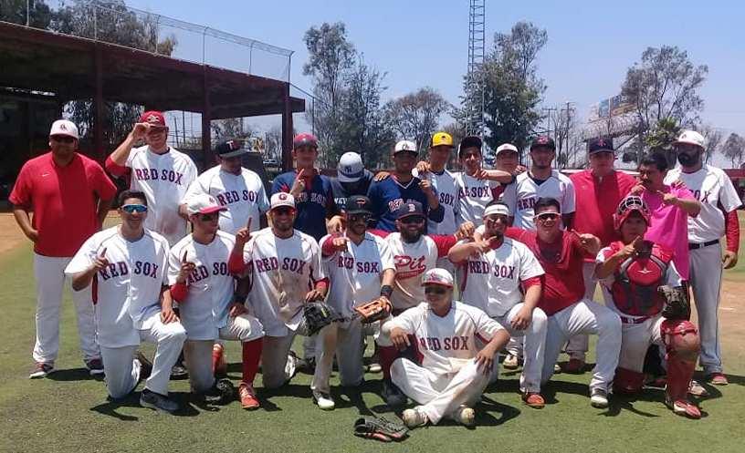 Ganan Red Sox Campeonato Ismael Maylo Peña de la Lijat