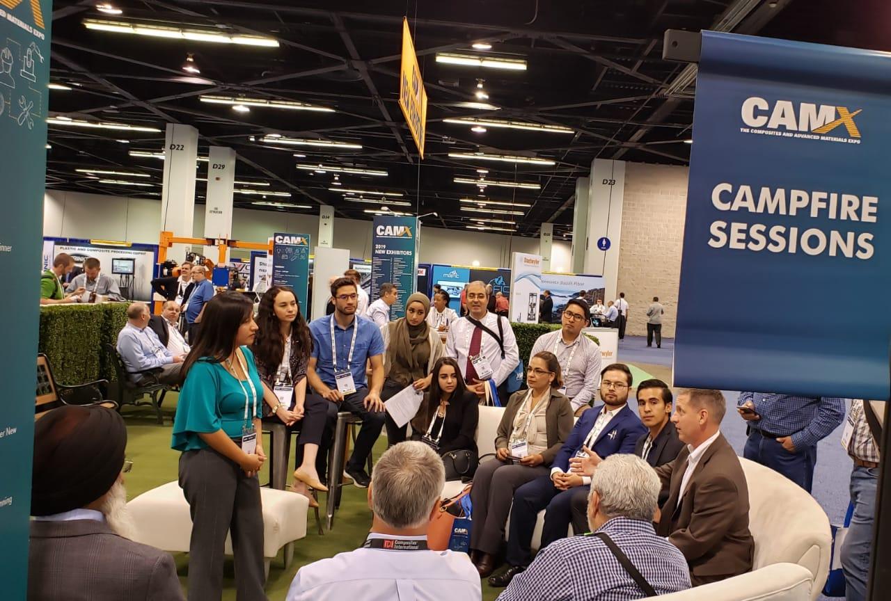 Destaca participación de BC en el  CAMX 2019