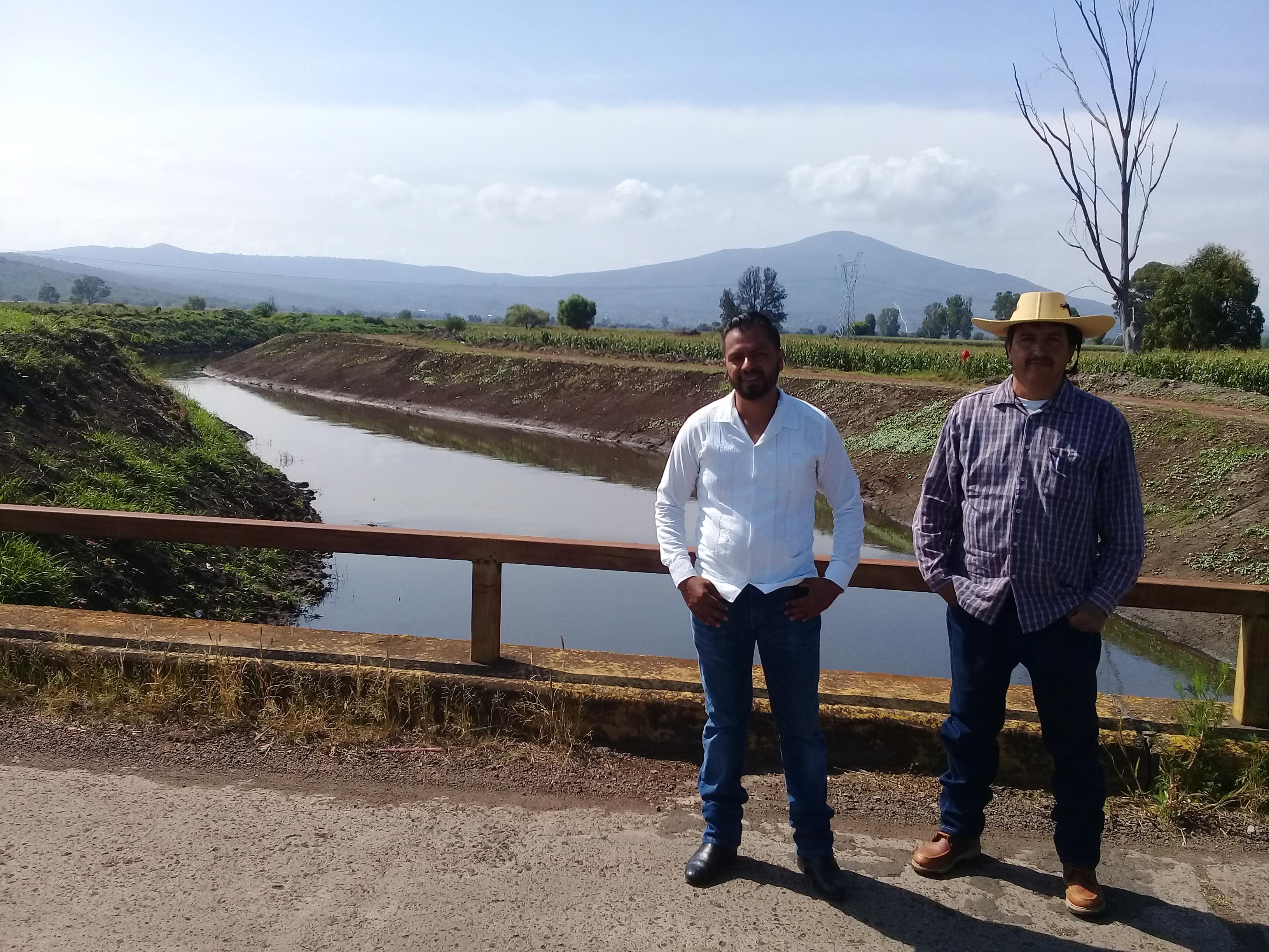 Destaca presidente Johnny Ayala 3 obras de impacto en Panindícuaro