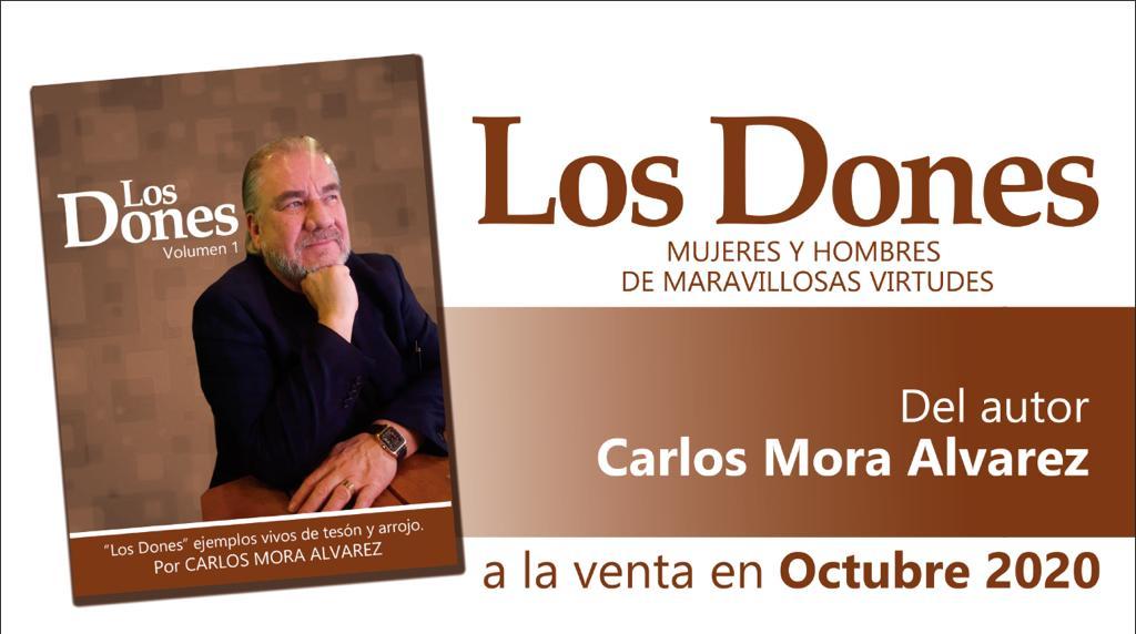 Presentará Carlos Mora vida y obra de grandes personajes mexicanos