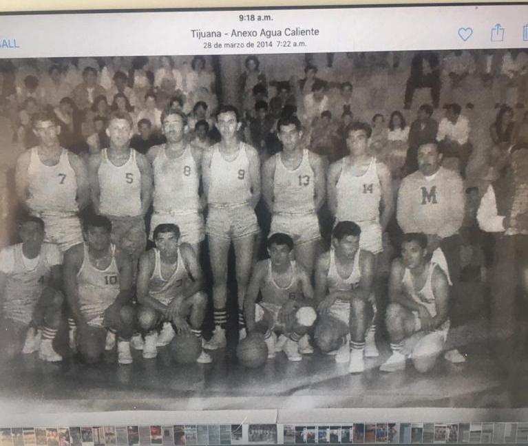 El 19 de agosto de 1960 BC  ganó el 1er Campeonato Nacional de Basquetbol