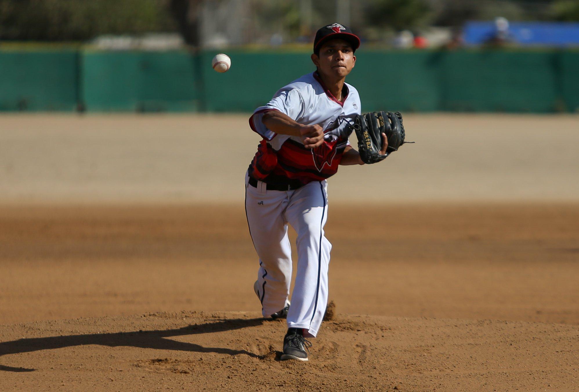 Doble triunfo de  Bandidos sobre Bravos en Estatal de Beisbol INDEBC 2020