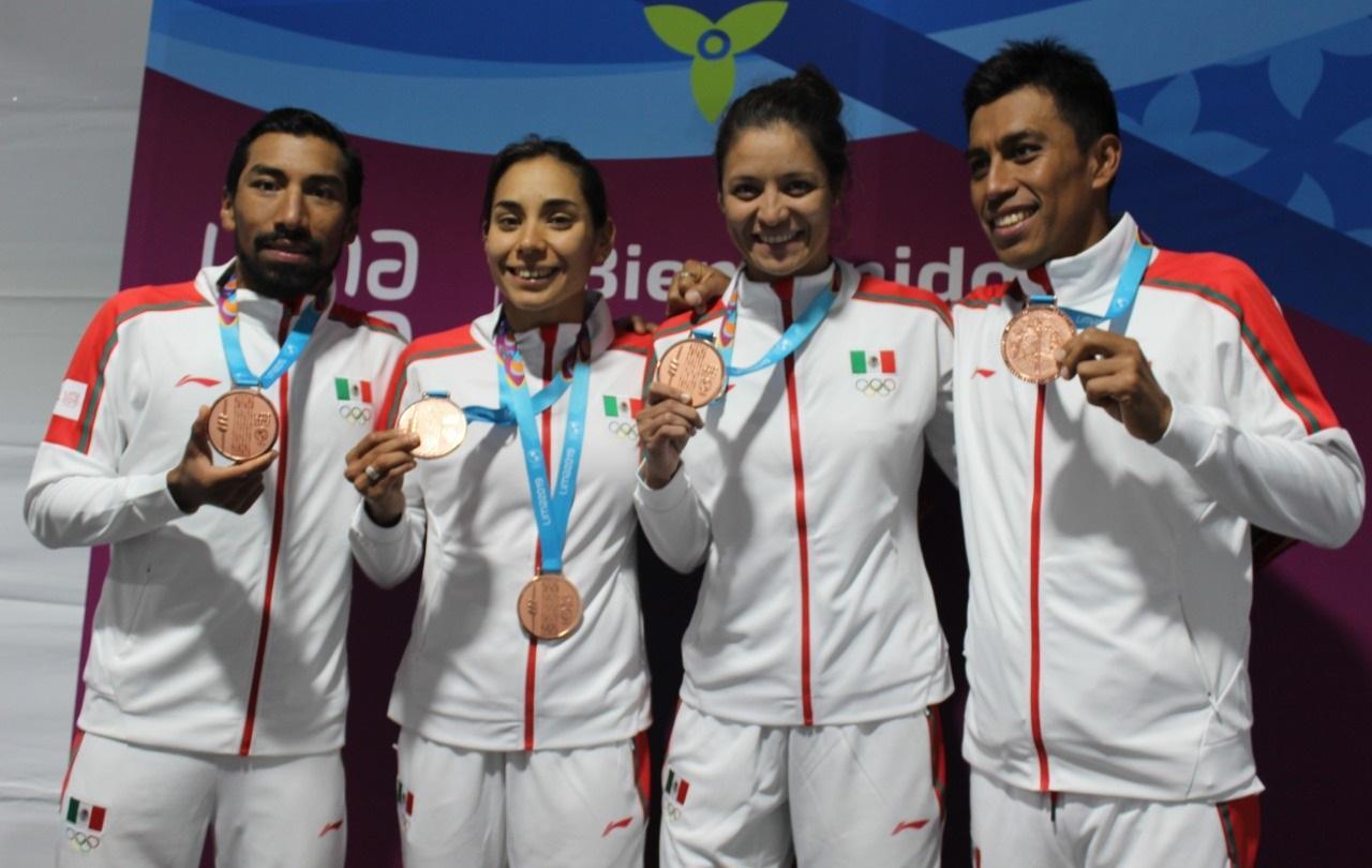 Histórico primer lugar para México en la Copa del Mundo de ciclismo de montaña