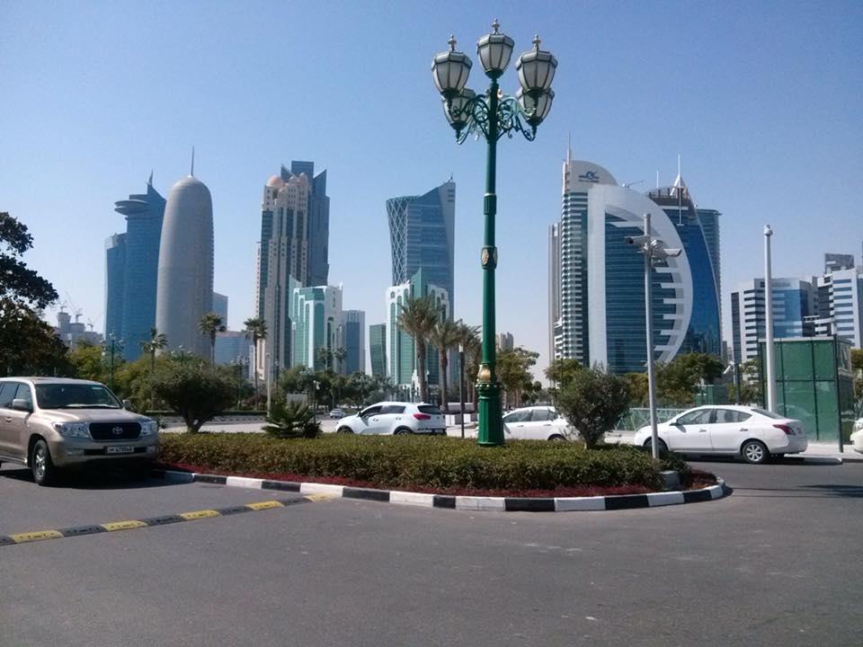 Esperan en Doha, capital de Catar Copa FIFA 2022