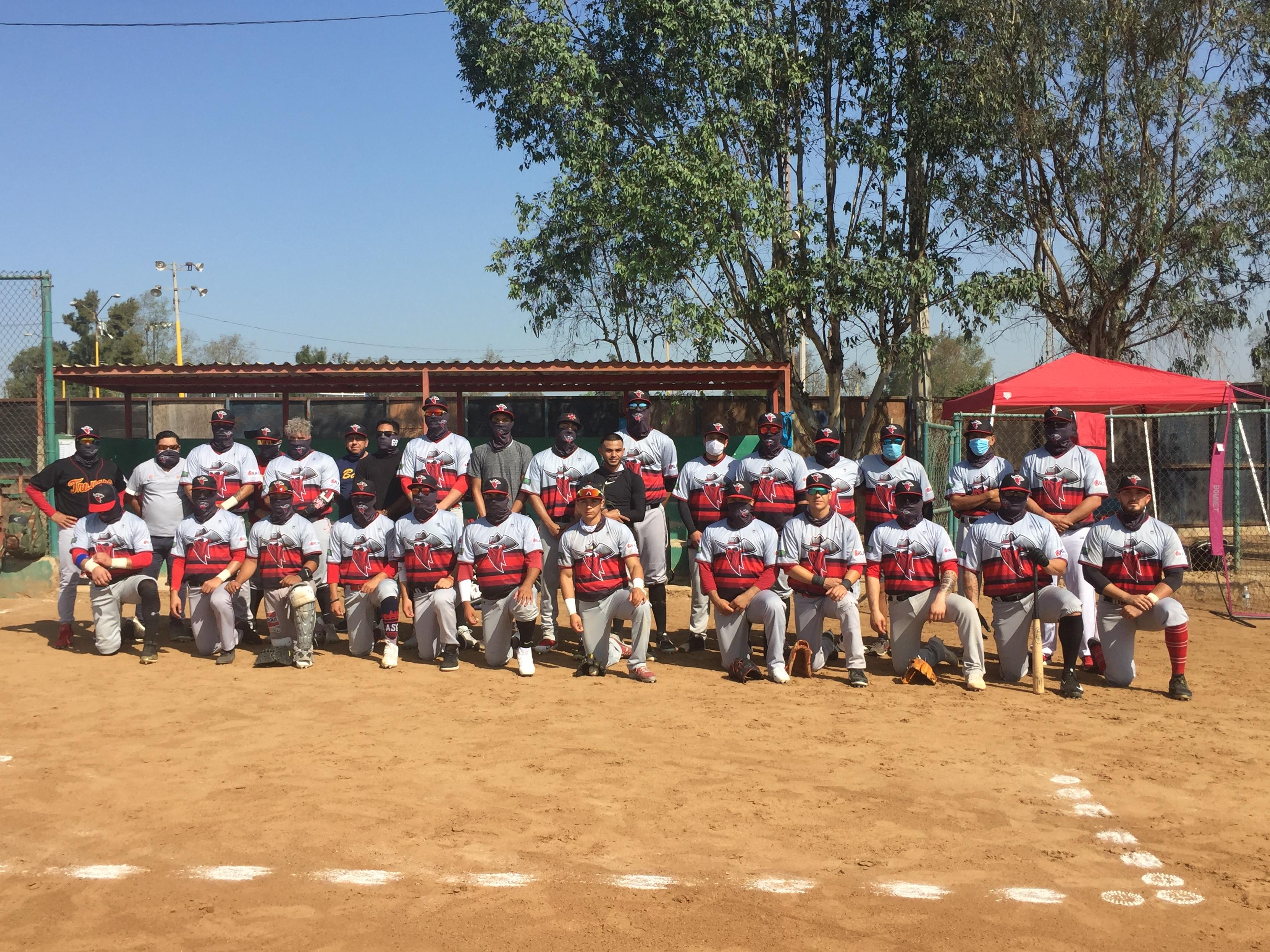 En marcha Estatal de Beisbol INDEBC 2020