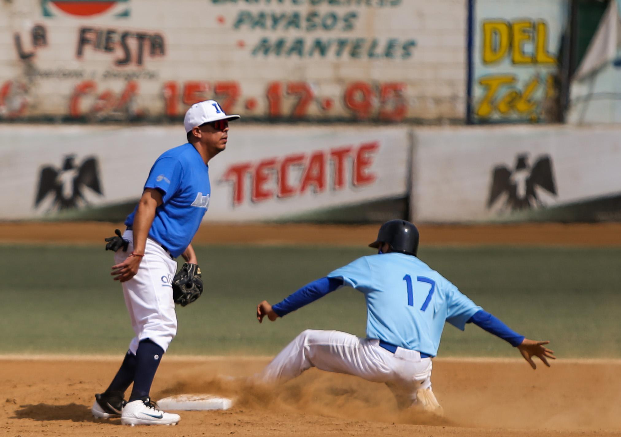 Dividen honores Azules de Ensenada y Royals en Estatal de Béisbol INDEBC 2020