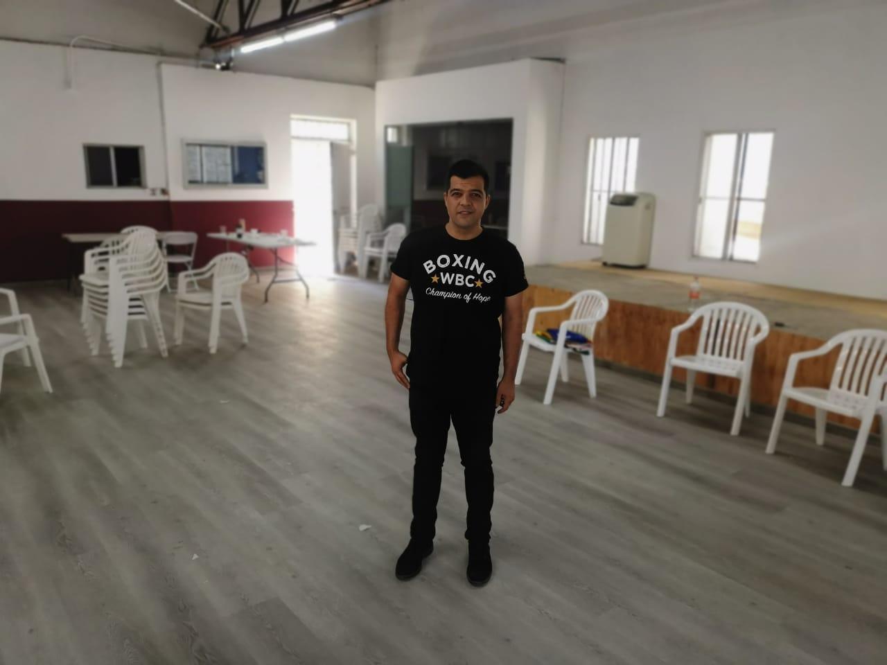 Remodelan instalaciones de Comisión Box de Tijuana