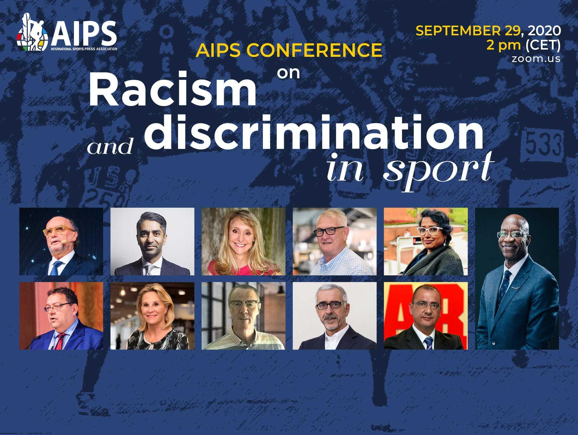Debate sobre  atletas intersexuales y transgénero en el último día de la Conferencia AIPS