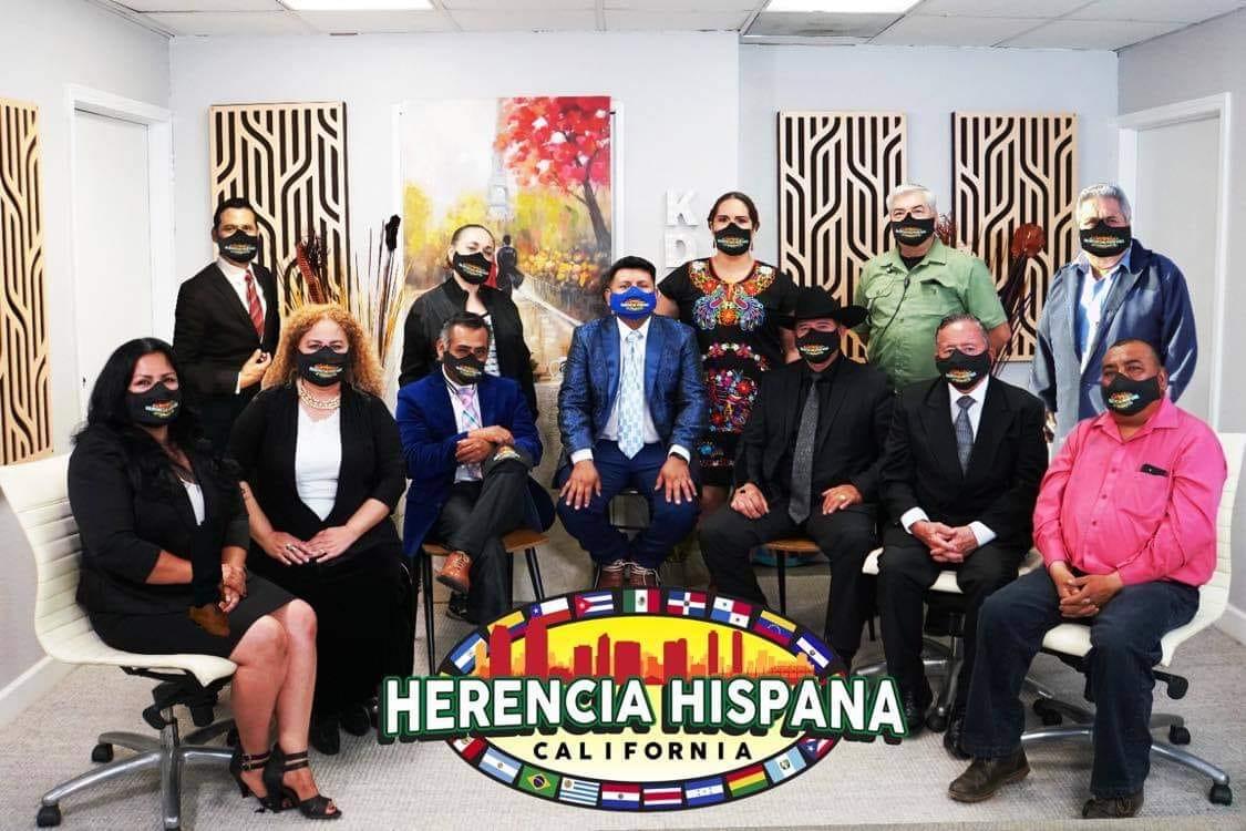 Coronarán a la Reina de Herencia Hispana California 2020