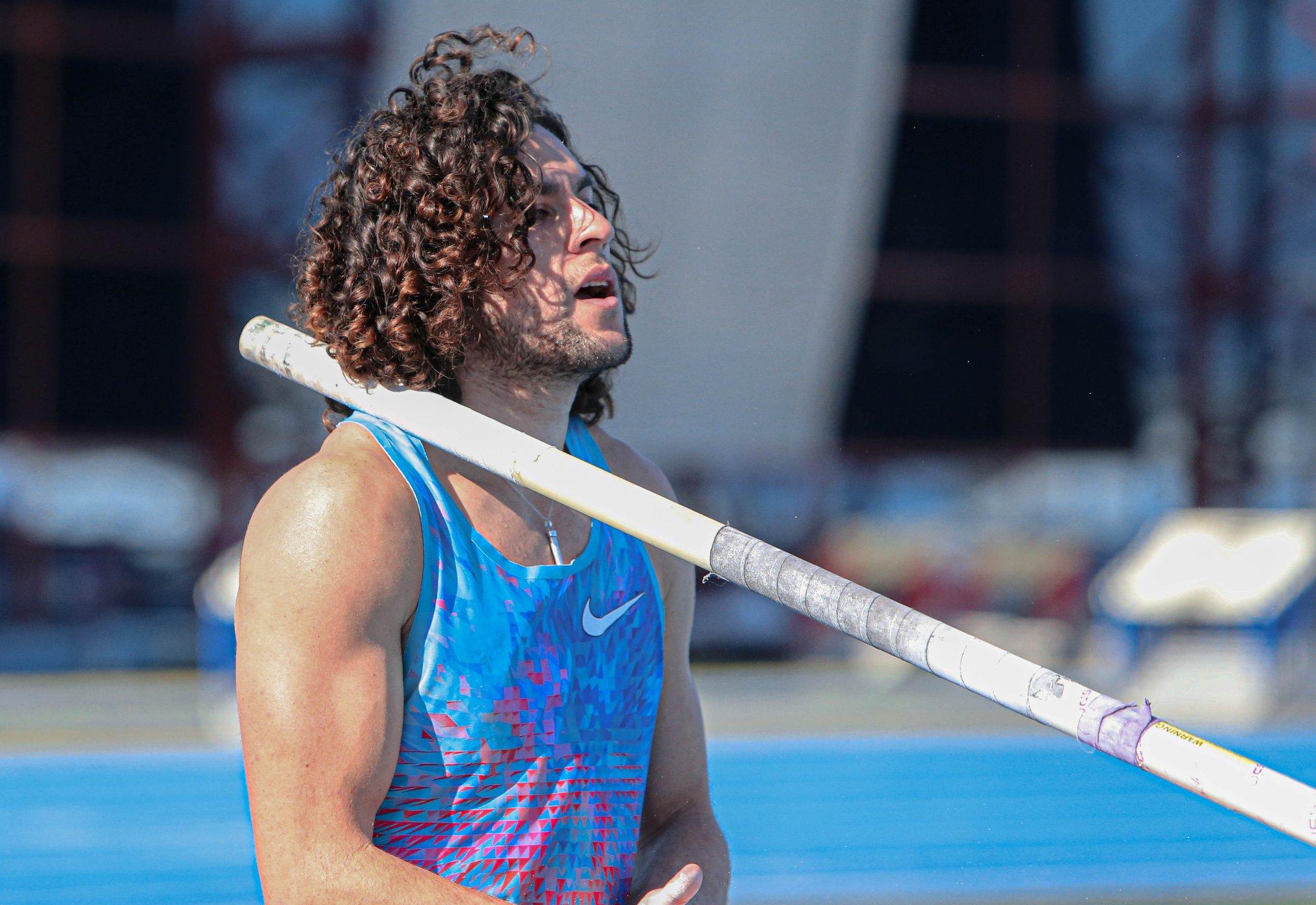 Mantiene Jorge Luna sueño de ir a Juegos Olímpicos de Tokio