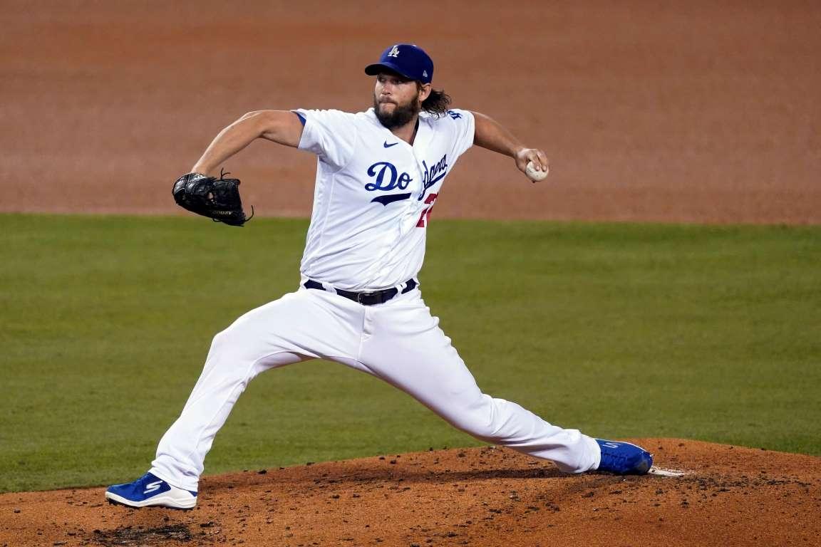 Dodgers con 13 ponches de  Kershaw ganaron y avanzaron