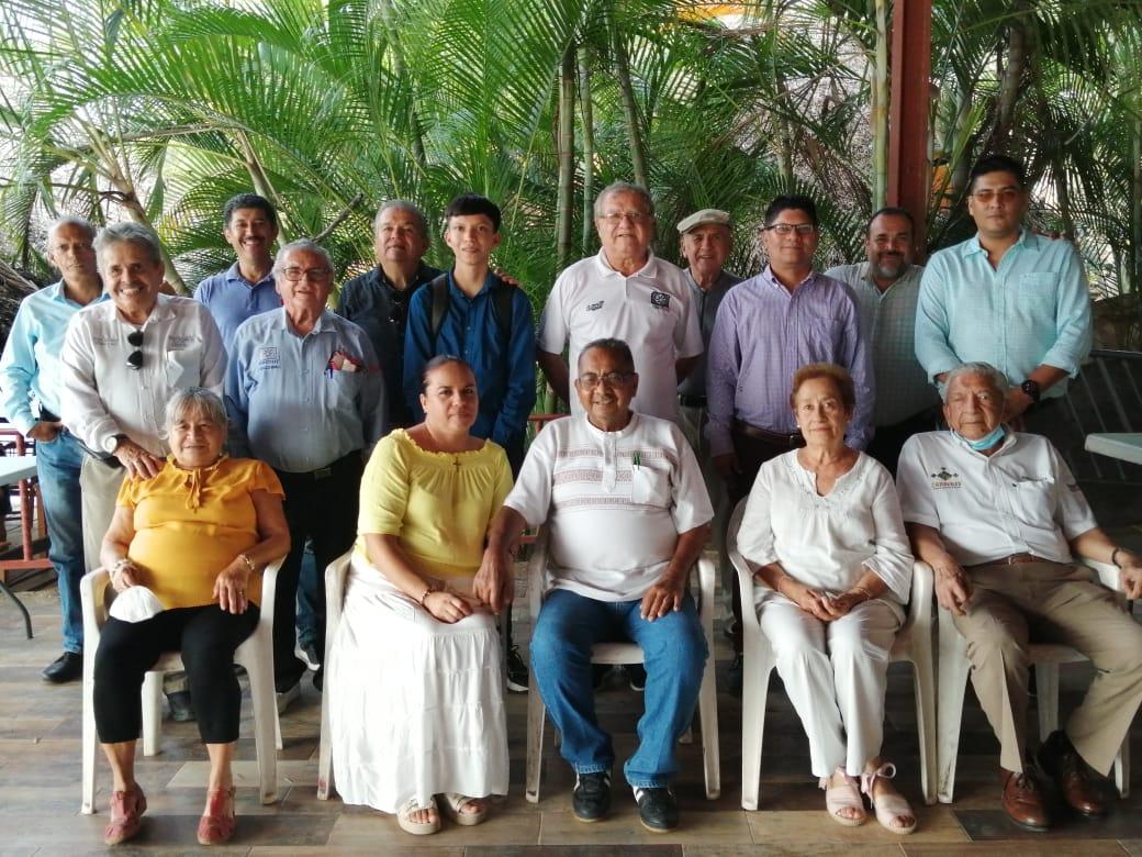 Celebran 54 Aniversario los Cronistas Deportivos de Nayarit