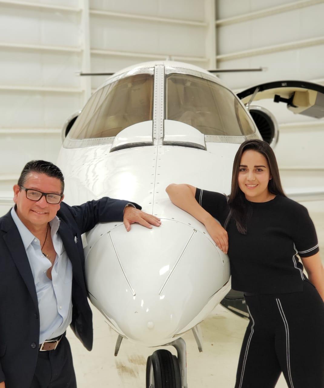 Anuncian proyectos especiales del sector  Aeroespacial en Baja California Sur