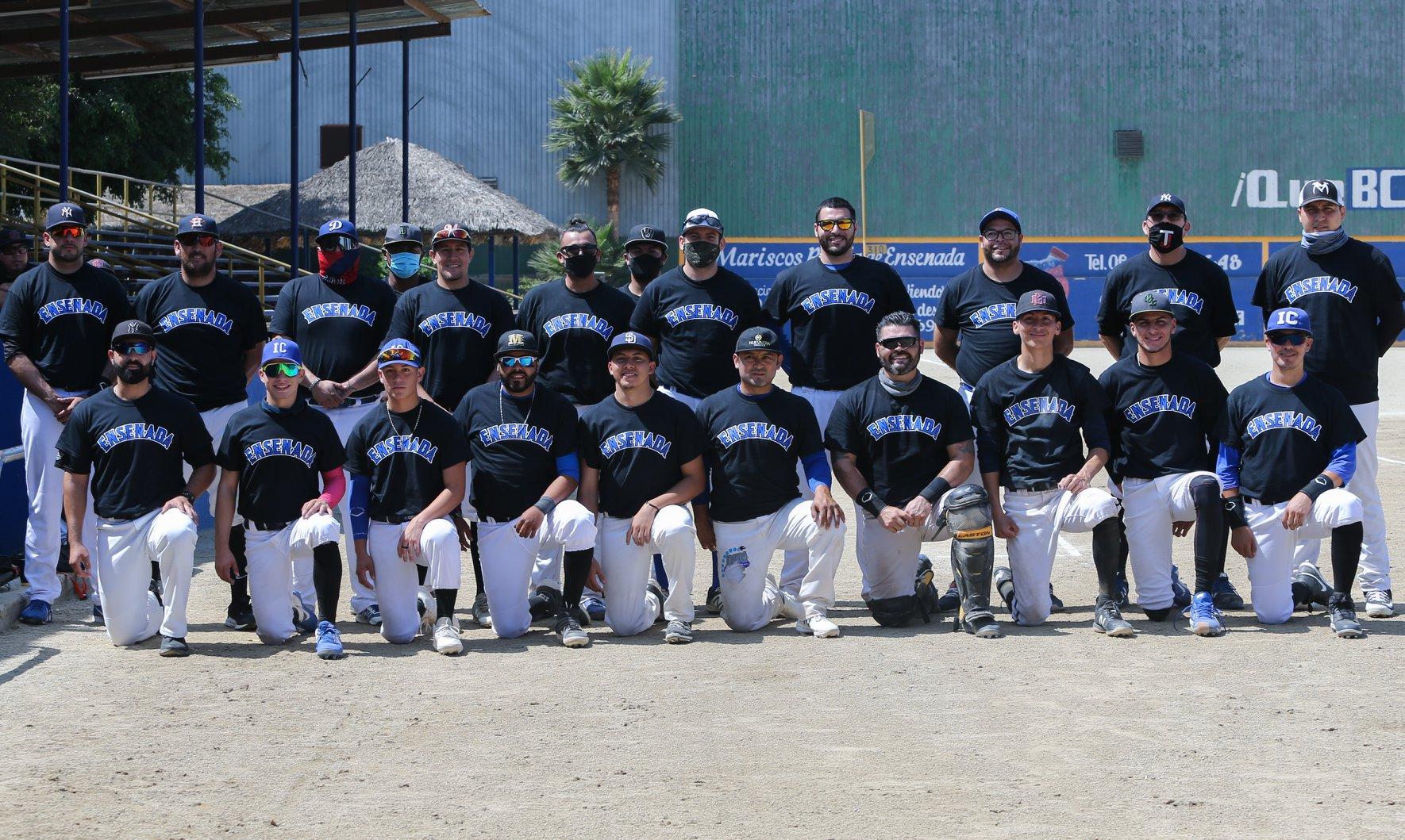 Bravos echan fuera a los Azules de Ensenada del Estatal de Béisbol INDEBC 2020