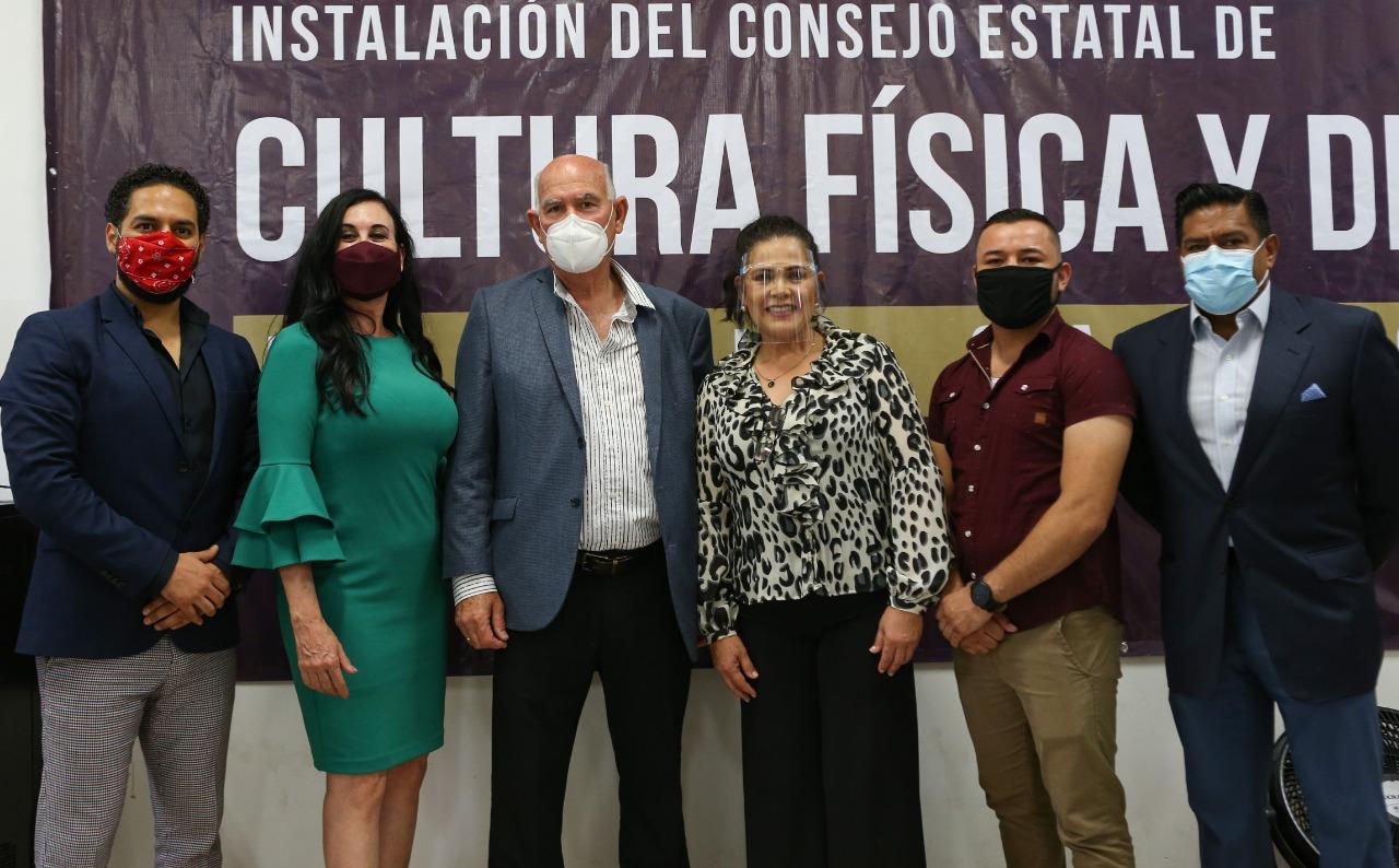 Destaca Gutiérrez Tinoco acciones que impulsa en IMDER
