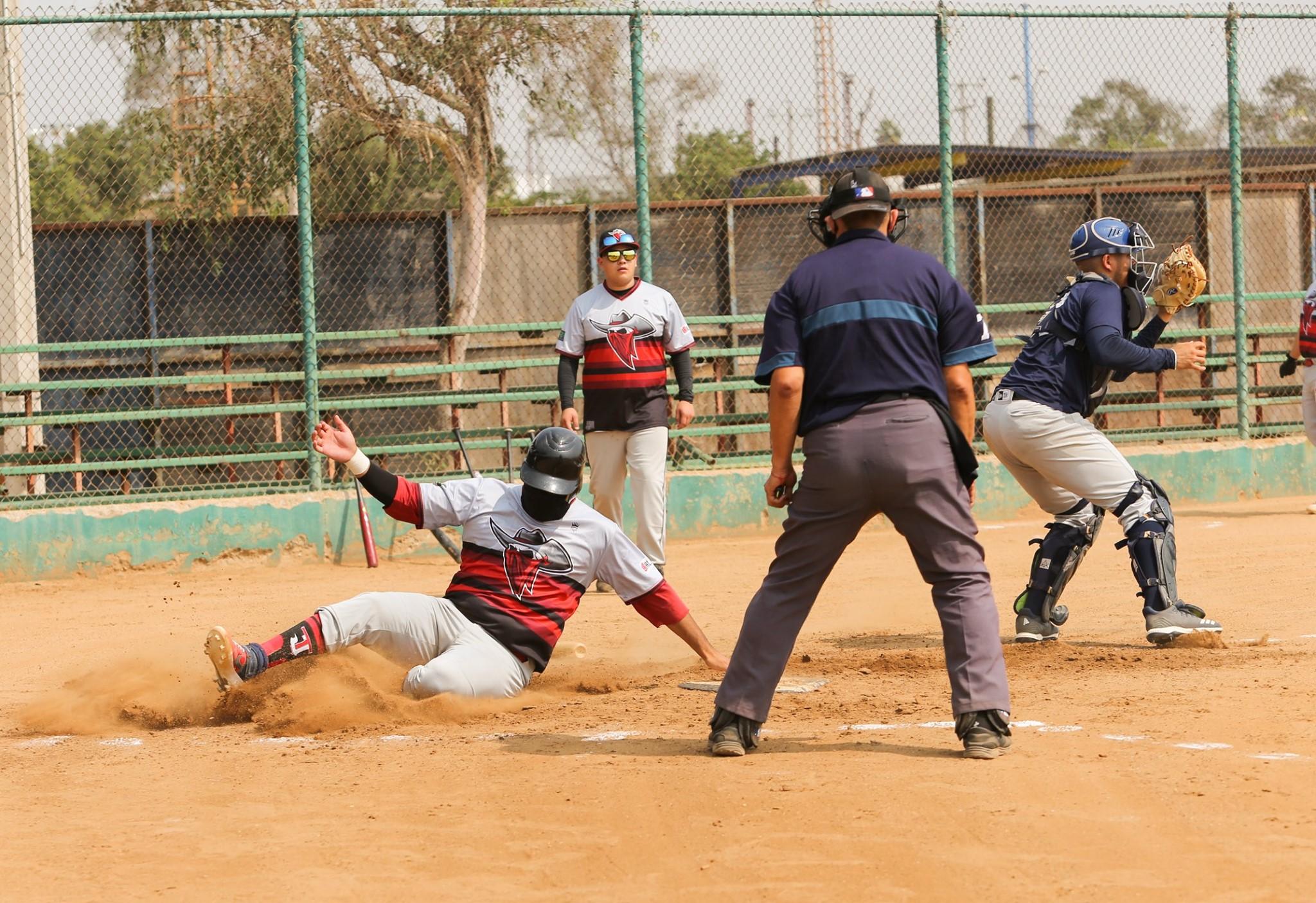 Ensenada IC recibe a Bandidos de Tijuana en Estatal de Beisbol INDEBC