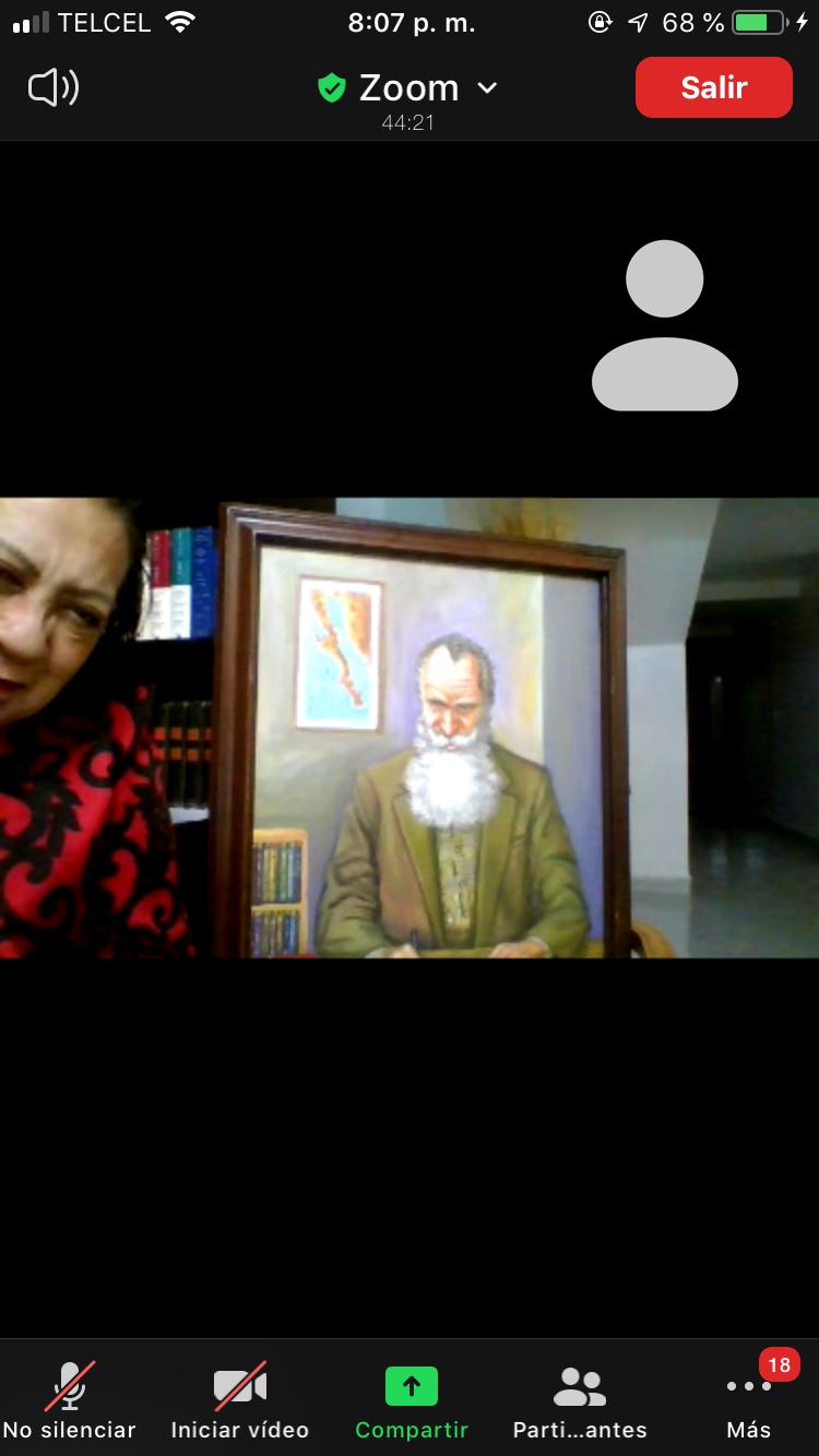 Resaltó herencia del pintor tijuanense Manuel Rodríguez Varrona