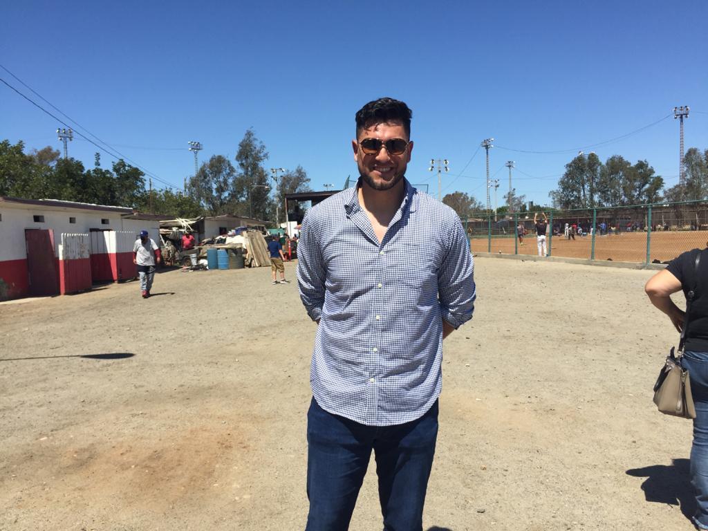 """Atinado que permitan  jugar a profesionales en la LBAT: """"Guty"""" Murillo"""