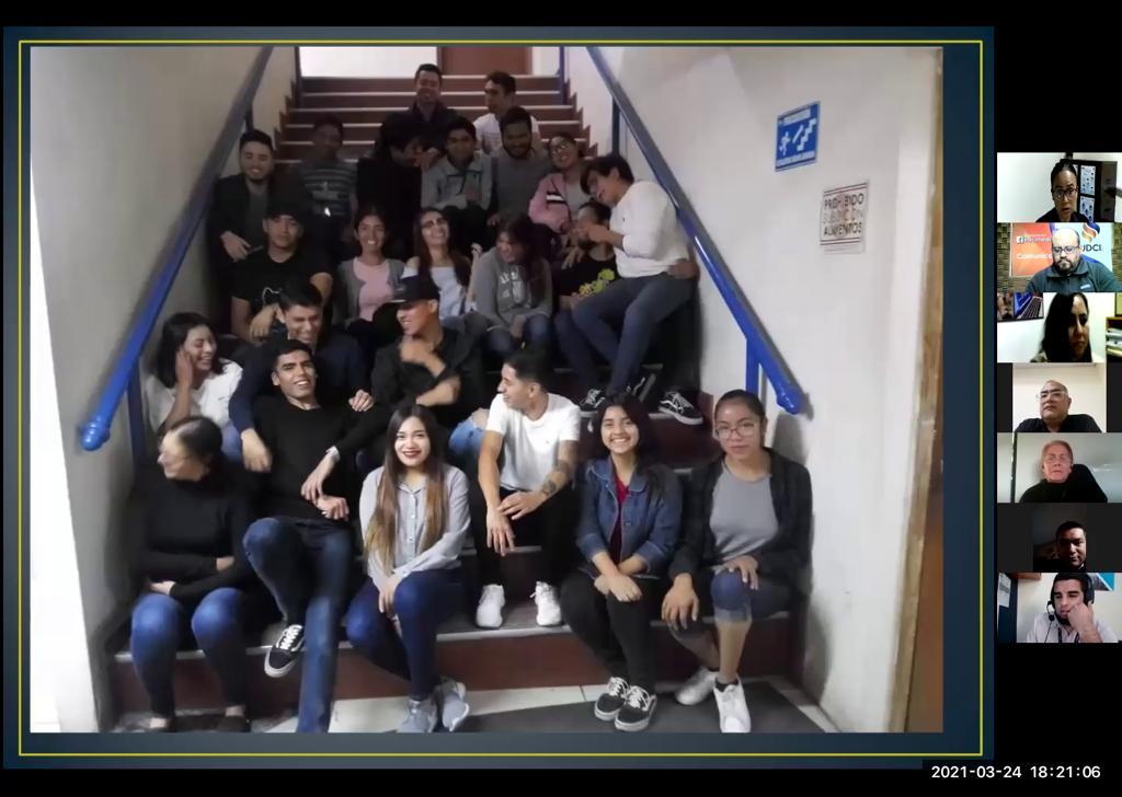 Orientan a futuros universitarios sobre  la oferta de carreras profesionales