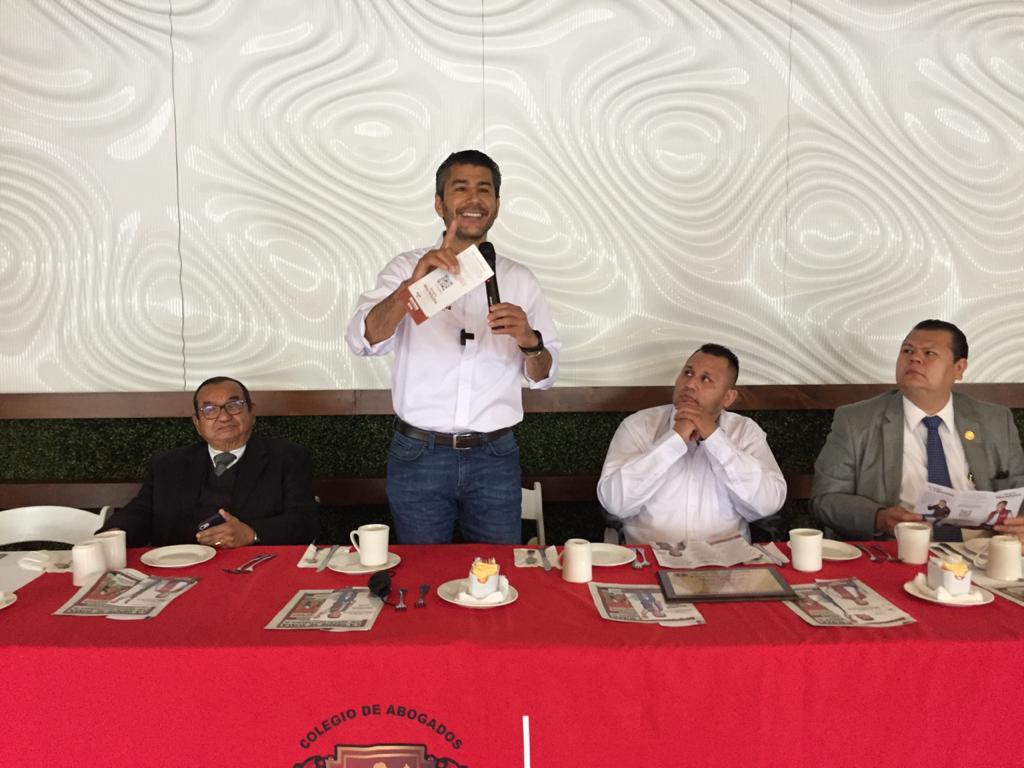 """Presentan candidato  Sergio Moctezuma Martínez """"Las 8 del 8"""""""