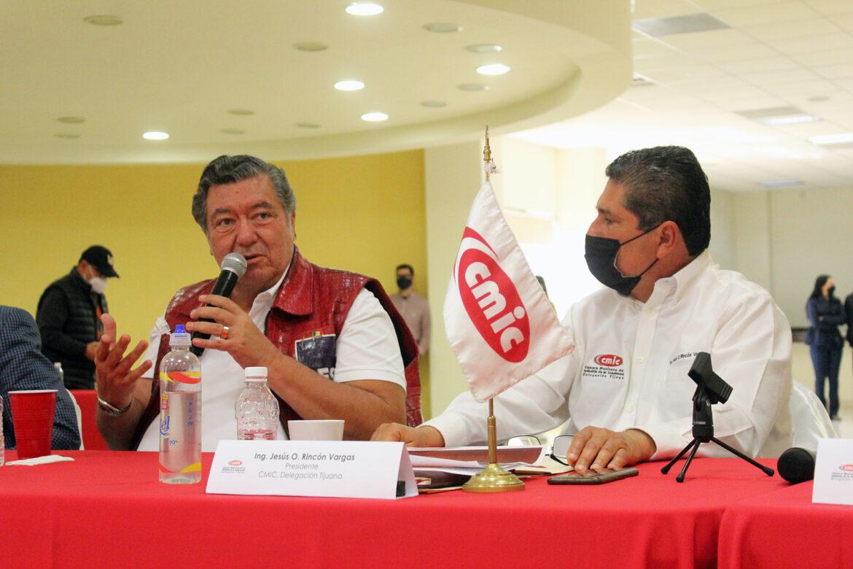 Plantea CMIC 5 ejes prioritarios en primer encuentro con candidatos