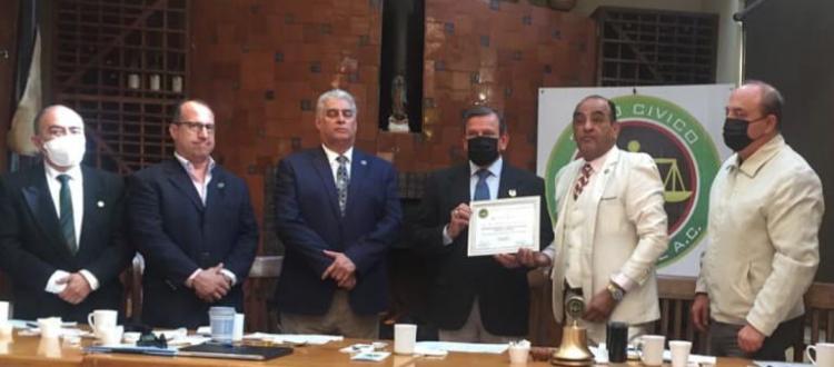 Firma Foci y Seguridad Publica convenio en pro de la sociedad tijuanense