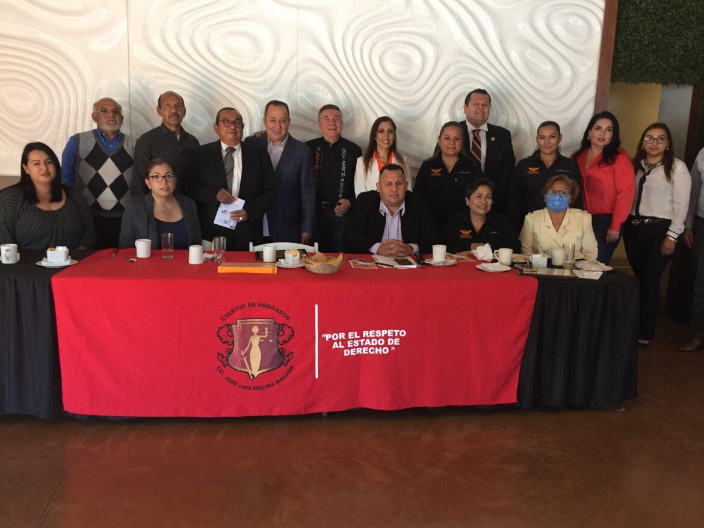 Propone Alcibiades Garcia 12 propuestas como candidato a Gobernador