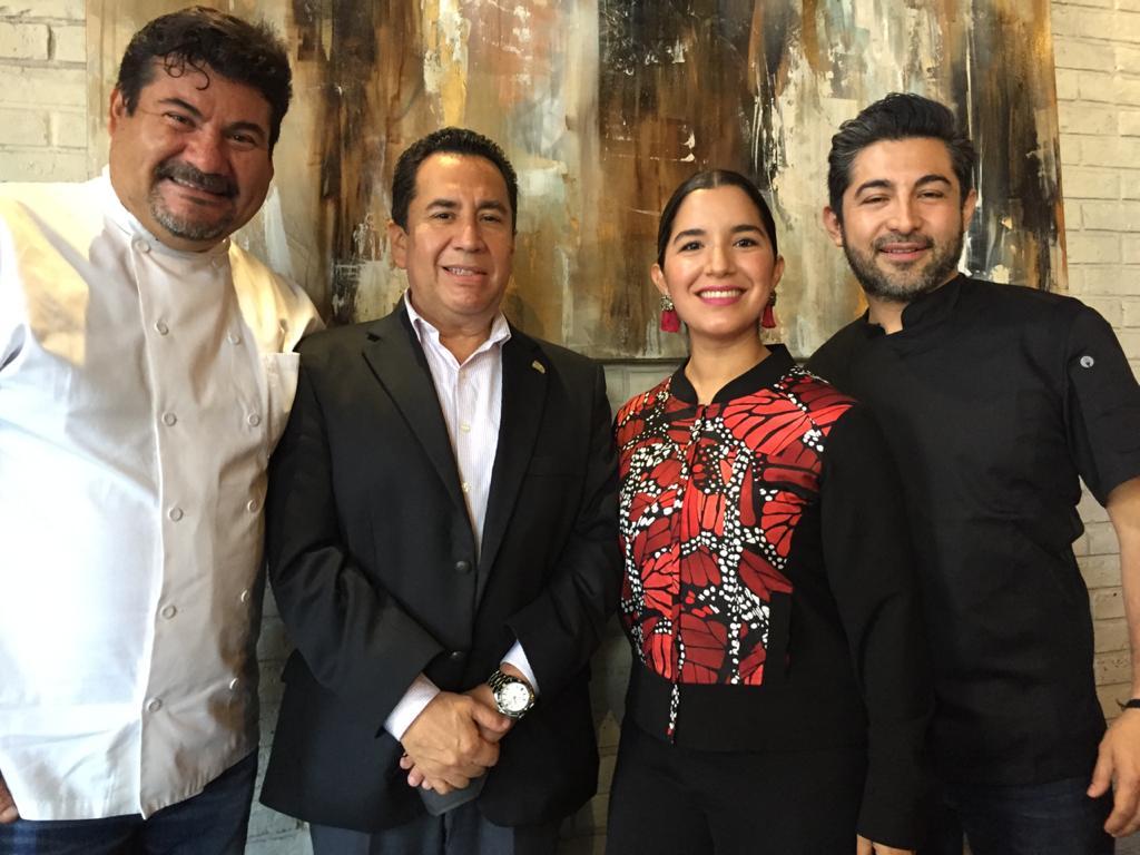 """Llegará en junio """"Oaxacalifornia"""" en Tijuana: Chef David Alarcón"""
