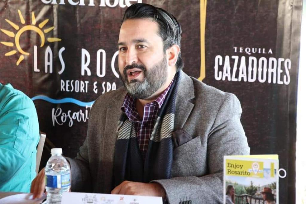 Rosarito es más que carnitas y langosta: Alan Bautista