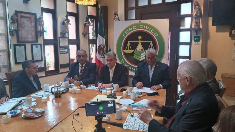 Debe ser independiente Congreso de la Unión: Martínez Veloz
