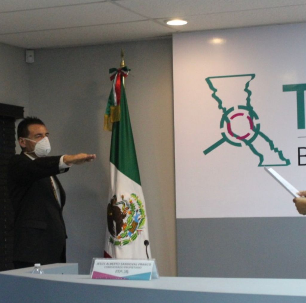Designan a Alberto Sandoval como presidente del ITAIPBC